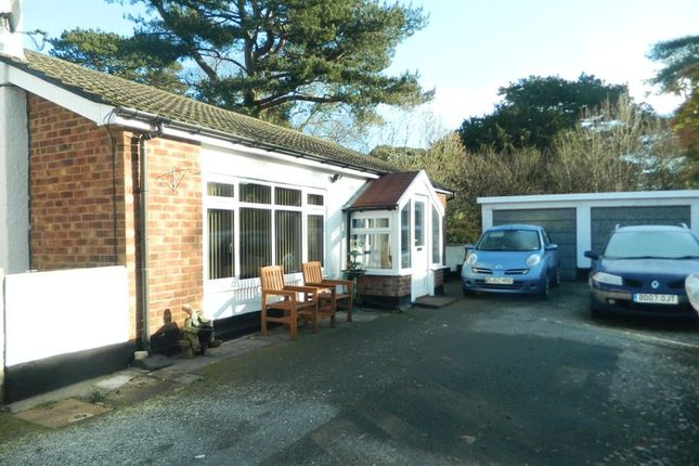 Thumbnail Detached bungalow for sale in Betws Road, Llanrwst