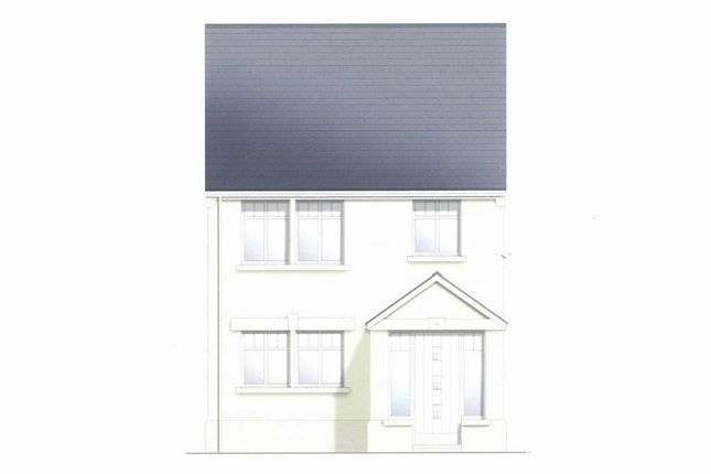 Thumbnail Detached house for sale in Pond Bridge Moors Road, Johnston, Haverfordwest