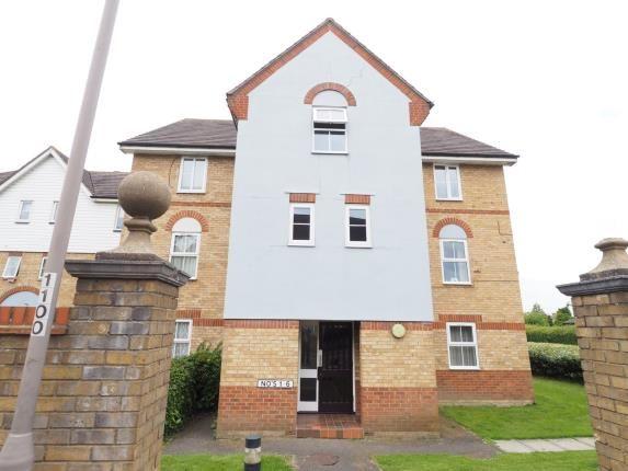 Thumbnail Flat for sale in London Road, Benfleet, Essex