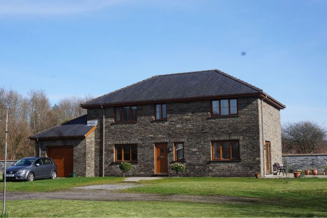 Thumbnail Detached house for sale in Maes Marchog Isaf, Neath
