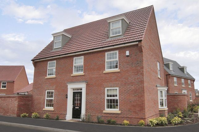 "Thumbnail Detached house for sale in ""Maddoc"" at Green Lane, Barnard Castle, Barnard Castle"