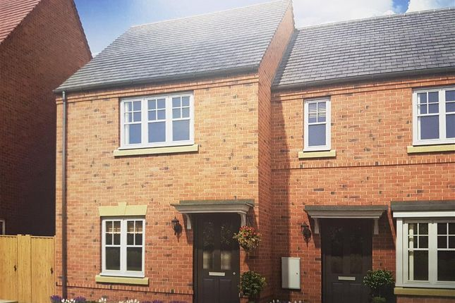 Thumbnail Town house to rent in Bircotes, Doncaster