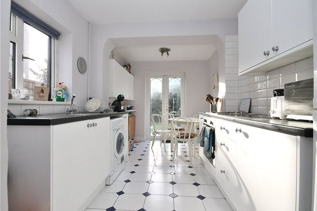 Thumbnail Semi-detached house to rent in Woodhaw, Egham, Surrey