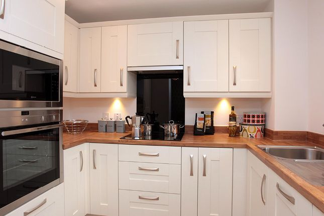 Thumbnail Flat for sale in Walmsley, Saxby Road, Bishops Waltham, Southampton