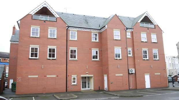 Thumbnail Flat for sale in Bath Street, Ashby-De-La-Zouch