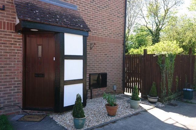 Thumbnail End terrace house for sale in Cullerne Close, Abingdon