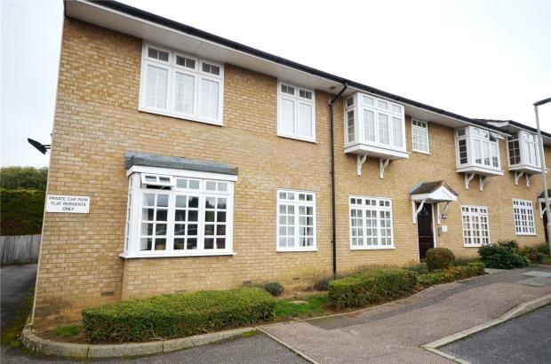 Thumbnail Flat to rent in Nursery Fields, Sawbridgeworth, Hertfordshire