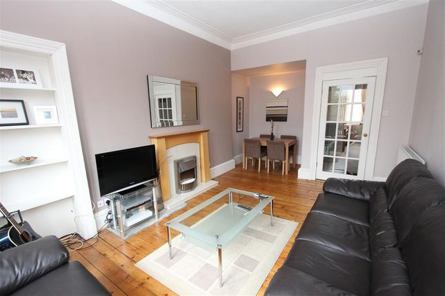 Thumbnail Flat to rent in Battlefield, Holmlea Road, - Furnished