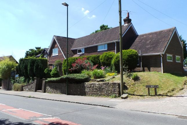 Thumbnail Detached house for sale in Fernhurst, Haslemere, Surrey