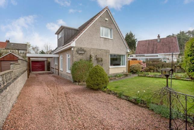 Thumbnail Detached house for sale in Tantallon Drive, Paisley, Renfrewshire
