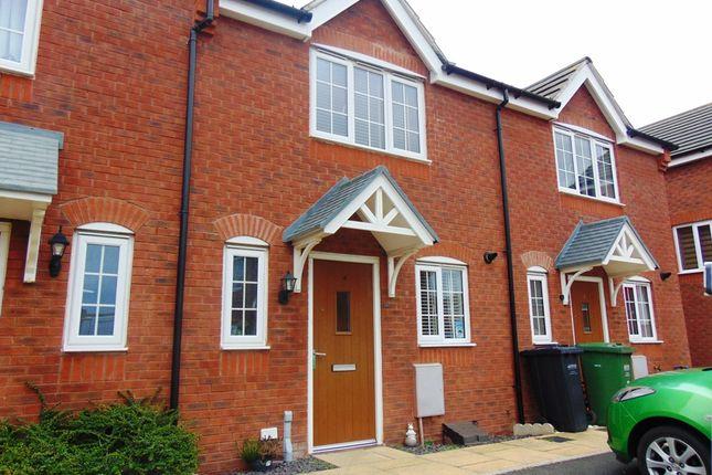 Semi-detached house for sale in Pearmain Drive, Evesham