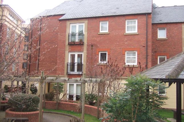 Thumbnail Flat to rent in Strand House, Dixon Lane, York
