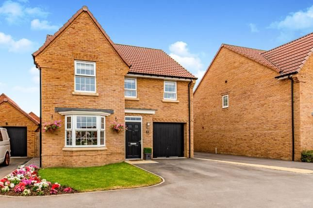 Thumbnail Detached house for sale in Rufus Way, Northallerton, North Yorkshire, United Kingdom