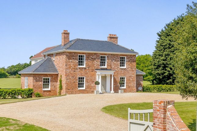 Thumbnail Detached house for sale in Nayland, Colchester