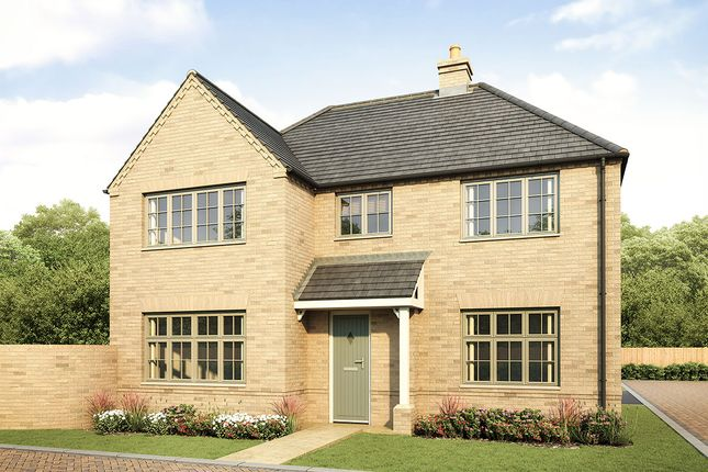 """Thumbnail Detached house for sale in """"Shaftesbury"""" at Bardolph Way, Huntingdon"""