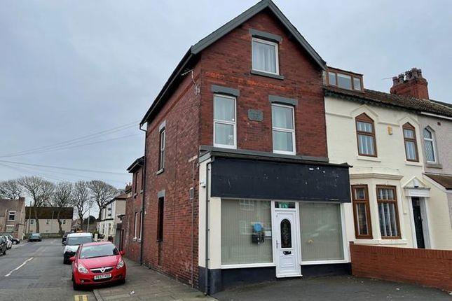 Retail premises for sale in Ruthin House, 135 Poulton Road, Fleetwood, Lancashire