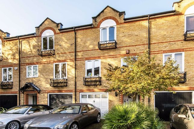 Thumbnail Terraced house for sale in Meadow Place, Edensor Road, London