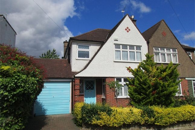 Thumbnail Semi-detached house for sale in Rydal Gardens, Wembley