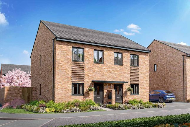 """Thumbnail Property for sale in """"Dalby"""" at Woodfield Way, Balby, Doncaster"""