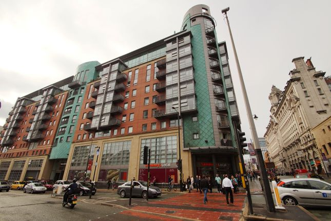 1 bed flat to rent in Whitworth Street West, Manchester