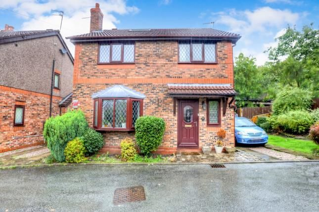 Thumbnail Detached house for sale in Laurel Bank, Gee Cross, Hyde, Greater Manchester