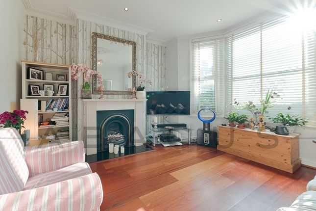 Thumbnail Flat for sale in Leighton Gardens, Kensal Rise
