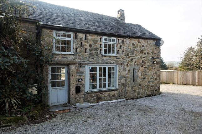 Thumbnail Semi-detached house for sale in Helstone, Camelford