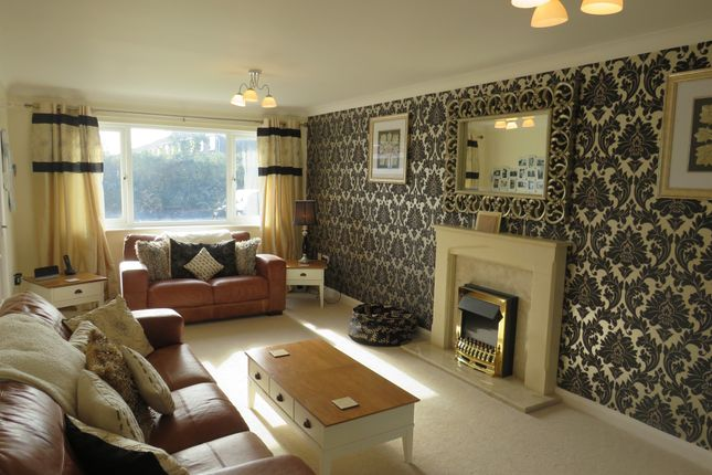 Thumbnail Detached house for sale in Hedgefield Road, Barrowby, Grantham