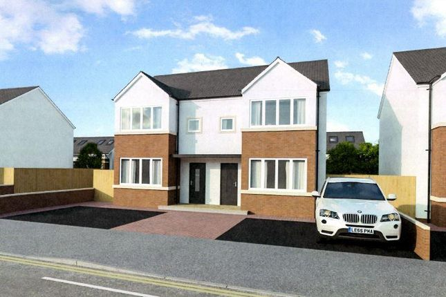 Thumbnail Semi-detached house for sale in Schneider Road, Barrow-In-Furness
