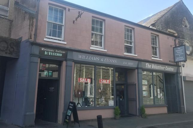 Thumbnail Office for sale in Fully Let Town Centre Investment Opportunity, 2-4 Queen Street, Bridgend