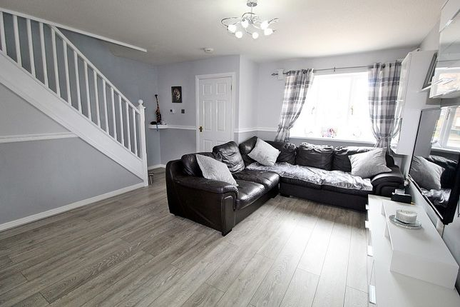 Living Room of Stryd Silurian, Llanharry, Pontyclun, Rhondda, Cynon, Taff. CF72