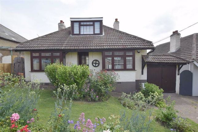 Thumbnail Detached bungalow for sale in Fairleigh Road, Basildon, Essex
