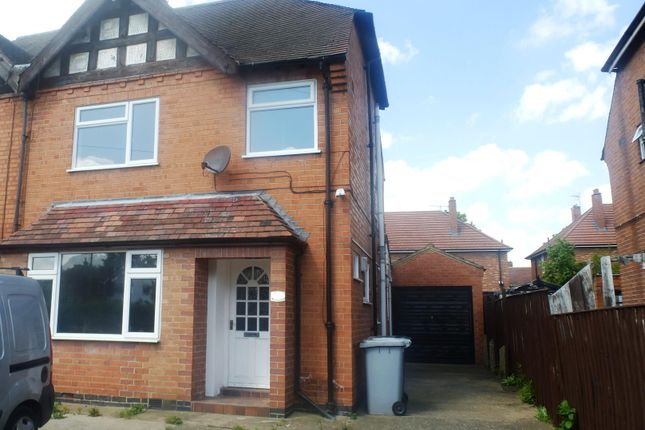 Thumbnail Semi-detached house to rent in Winthorpe Road, Newark