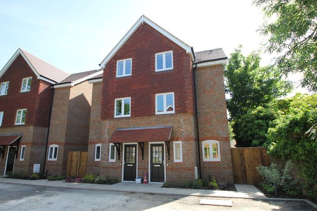 Thumbnail Semi-detached house for sale in More Lane, Esher