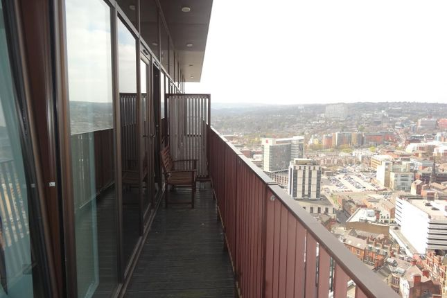 Thumbnail Flat to rent in City Lofts, 7 St. Paul's Square, Sheffield