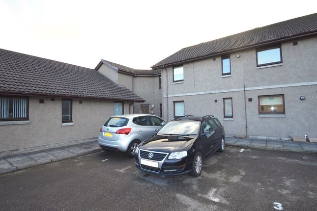 Thumbnail Flat for sale in Lesmurdie Court, Elgin, Morayshire