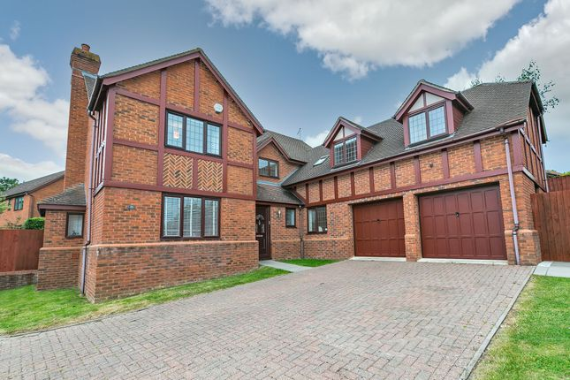 5 bed detached house for sale in Duncan Grove, Shenley Church End MK5