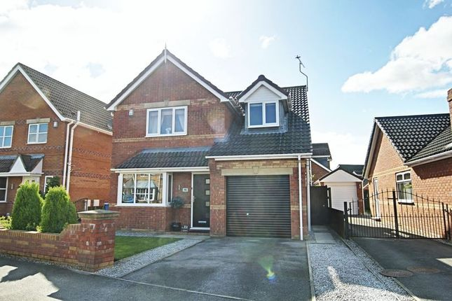Thumbnail Detached house for sale in Cleeve Road, Hedon, Hull