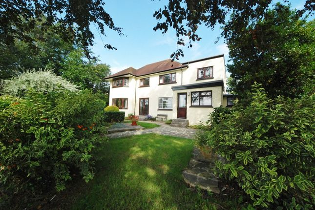 Thumbnail Detached house for sale in Piercefield Lane, Penparcau, Aberystwyth