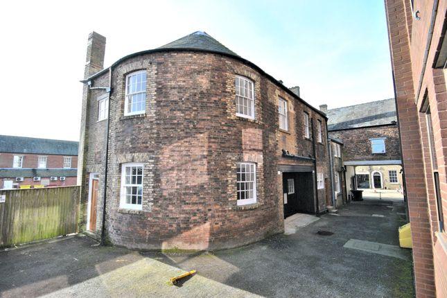 Thumbnail End terrace house for sale in Aickmans Yard, King Street, King's Lynn