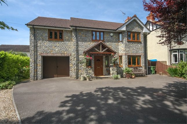 Thumbnail Detached house for sale in Rendezvous, Round Oak Road, Cheddar, Somerset