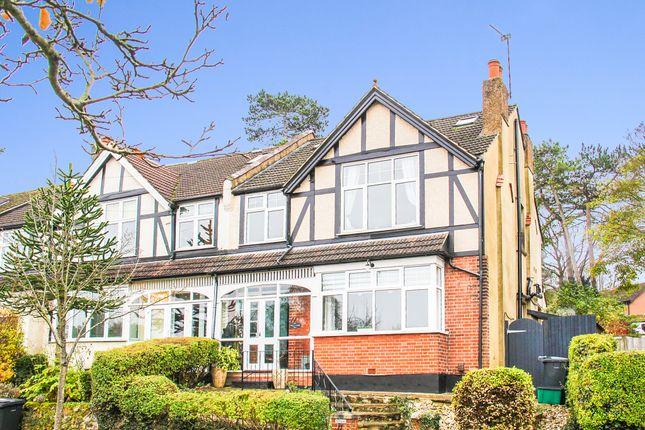 4 bed semi-detached house for sale in Downs Road, Purley CR8