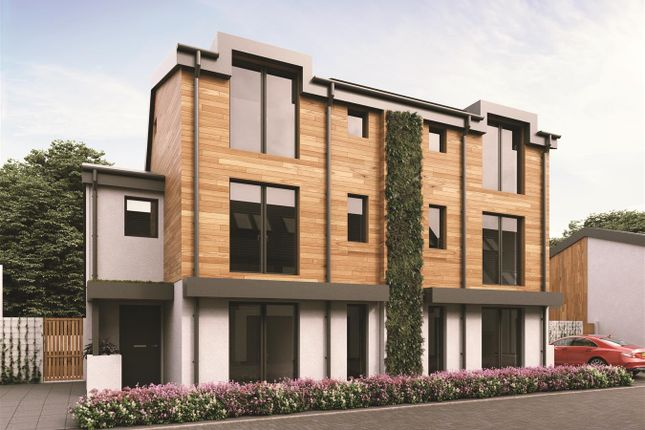 Thumbnail Semi-detached house for sale in Hilgrove Mews, Hilgrove Road, Newquay