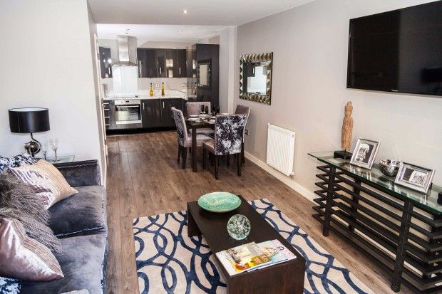Thumbnail Flat to rent in Cathedral Court Wideford Drive, Romford