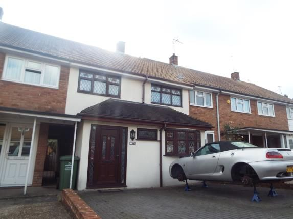 Thumbnail Terraced house for sale in Fryerns, Basildon, Essex