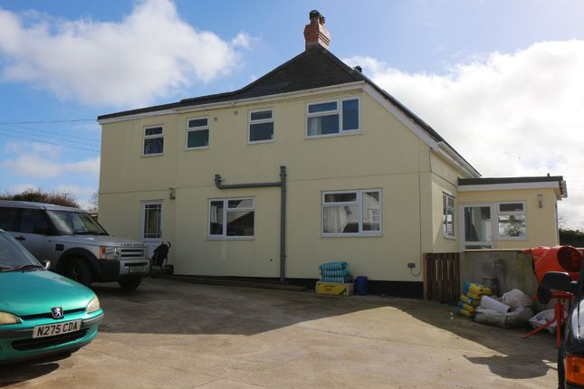 Thumbnail Detached house for sale in Cadogan Road, Beacon, Camborne