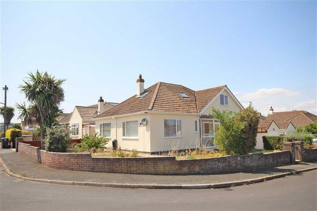 Thumbnail Detached bungalow for sale in Windmill Close, Central Area, Brixham