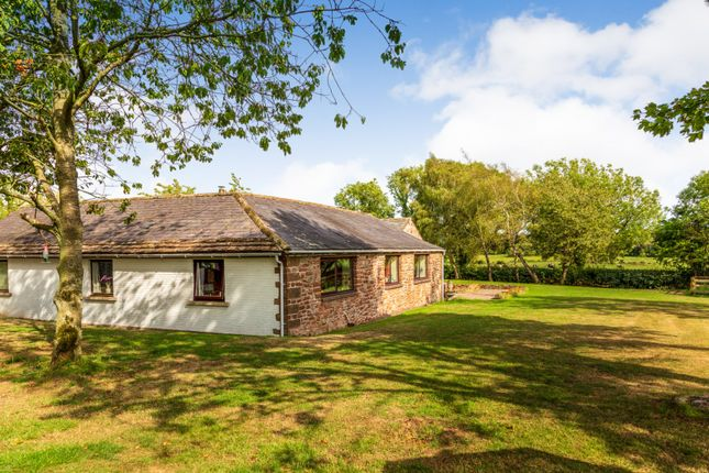 Thumbnail Detached bungalow for sale in Longburgh, Carlisle