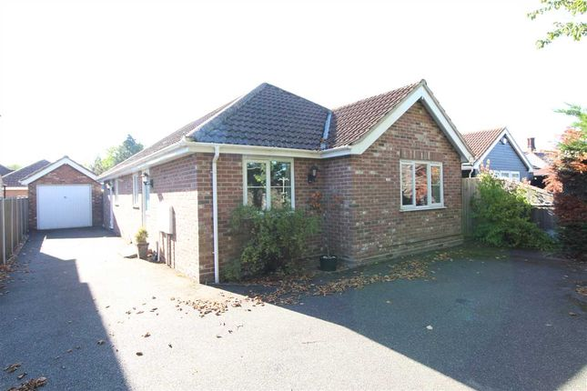 Thumbnail Bungalow for sale in Berechurch Hall Road, Colchester