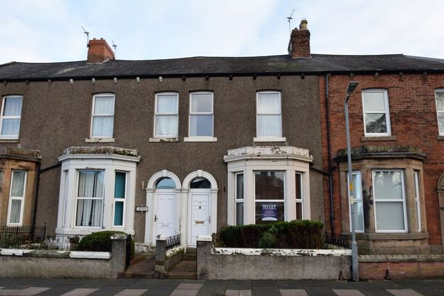 Thumbnail Terraced house to rent in Student House: Church Terrace, Stanwix, Carlisle